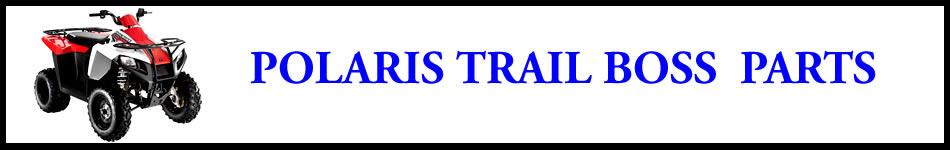 Polaris Trail Boss OEM ATV Parts
