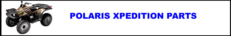 Discount Polaris Expedition ATV OEM Parts.