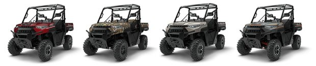 All New 2018 Polaris Ranger XP1000